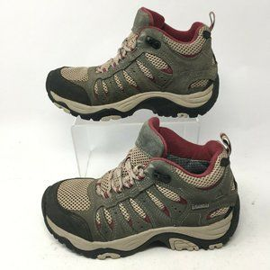 Ascend Womens 6 Lisco Waterproof Mid Hiking Boots